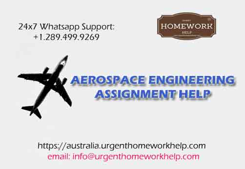 aeronautical engineering assignment help