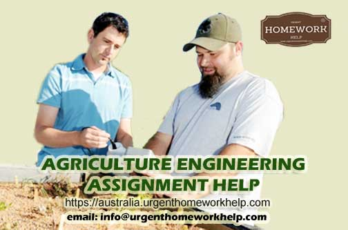 agriculture engineering assignment help
