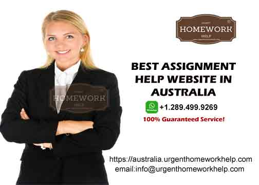 best assignment help website Australia