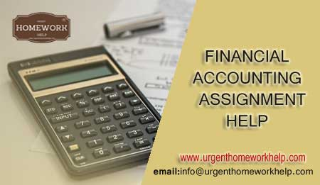 financial accounting assignment help online