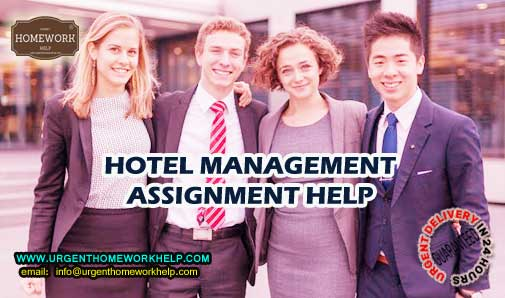 hotel management assignment help