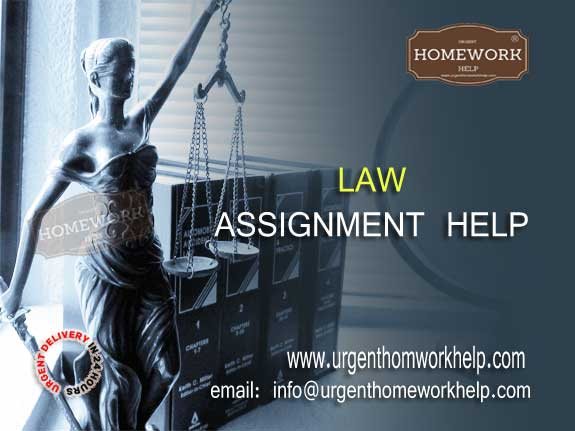 law assignment help online