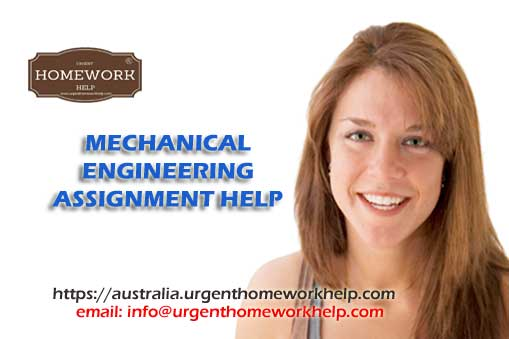 mechanical engineering assignment help online