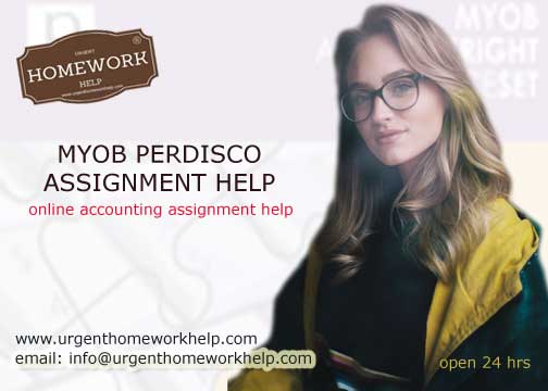 myob perdisco assignment help
